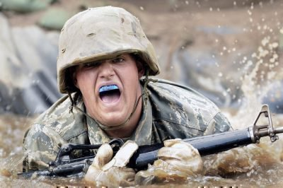 ПТСР у военных