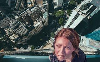 Преодоление боязни высоты