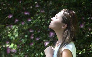 Принцип правильного дыхания при стрессе