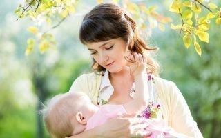 Какие успокоительные разрешены при грудном вскармливании?