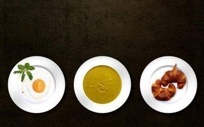 Порции еды
