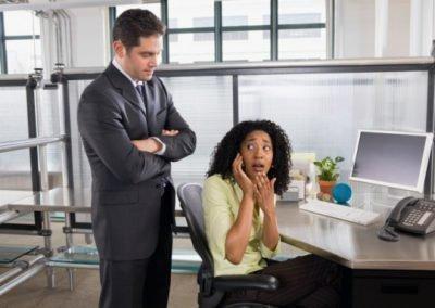 Страх работы
