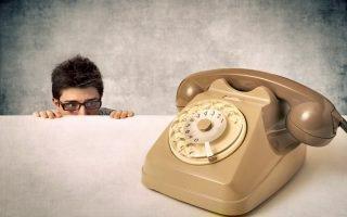 Страх разговоров по телефону: как избавиться от фобии