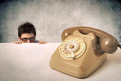Телефонофобия