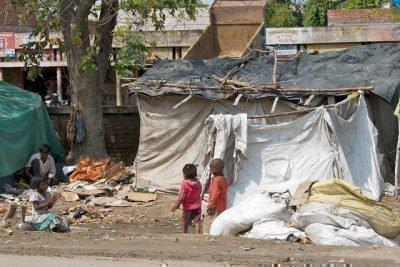 Бедные дети