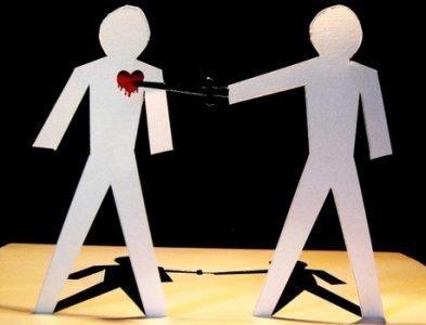 Неудачные отношения