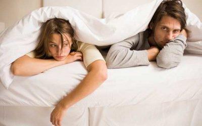 Страх интимной жизни