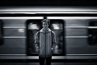 Страх метро