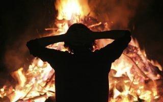 Как избавиться от боязни огня