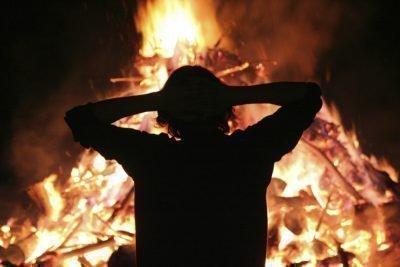 Страх огня