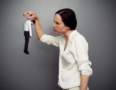 Страх женщин