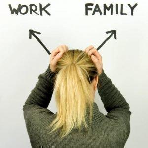 семья или работа