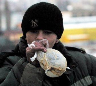 подростковая токсикомания