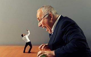 Босс-фобия — боязнь перед руководством
