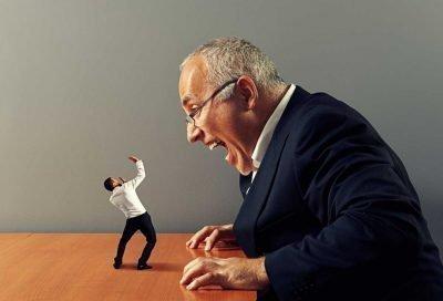 Боязнь босса