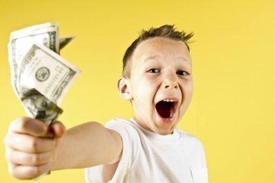 Деньги родителей