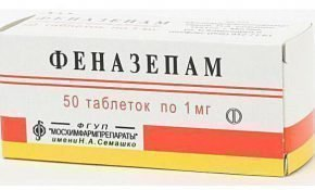 «Феназепам»: зависимость от препарата
