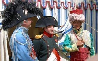 Описание комплекса Наполеона