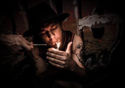Курение у мужчин