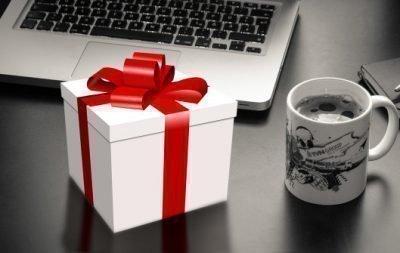 Подарки на работе