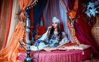 Проявление синдрома принцессы