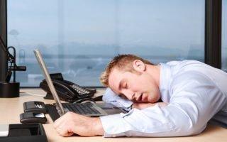 Как бороться с усталостью на работе