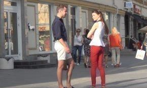 Как правильно начать разговор с незнакомой девушкой