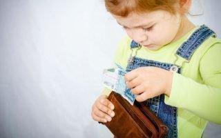 Все о детской клептомании