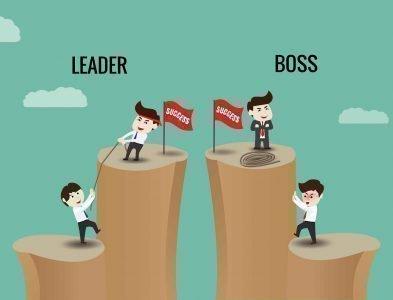 чем отличается лидер от руководителя