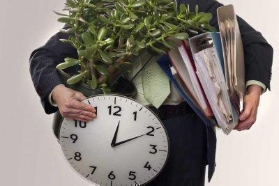 причины увольнения с работы