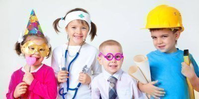 профориентация дошкольников