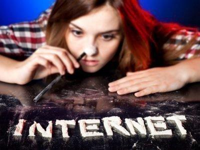 зависимость интернет