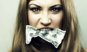 Вред и польза жадности
