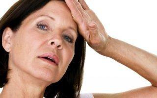 Неврозы при климаксе