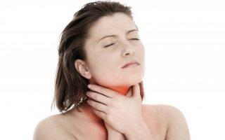 Симптоматика и методы лечения невроза глотки