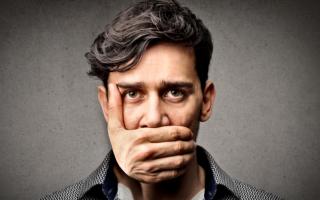 Особенности тонического заикания