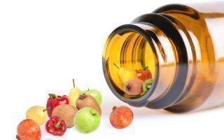 Витамины при лечении невроза