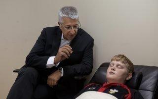 Лечение детских болезней гипнозом