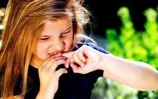 Симптоматика детского синдрома навязчивых состояний