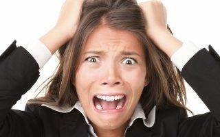 Проявления невротических расстройств у взрослых