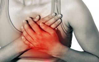 Причины болей в сердце от переживаний