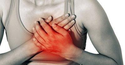 от переживаний болит сердце что делать