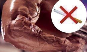 Можно ли совмещать курение с бодибилдингом