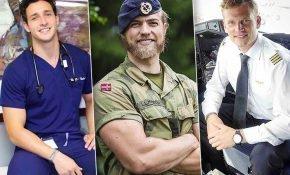 Список лучших мужских профессий