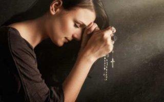 Молитвы от тревоги и страха в душе