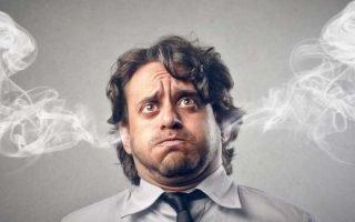 Может ли температура подниматься от волнения