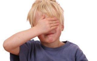 Диагностика детей по шкале личностной тревожности А.М. Прихожан