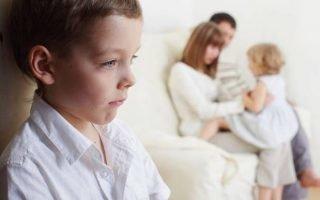 Мнение психологов о проявлении детской ревности