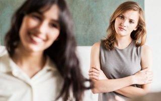 Что делать с ревностью между подругами