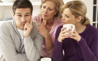 Что делать, когда свекровь ревнует своего сына к невестке